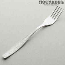Добросталь Уралочка М13 вилка столовая 195×2 мм, сталь нержавеющая 18/0