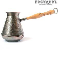 Пятигорск Орнамент, турка 380 мл, медь 1 шт.