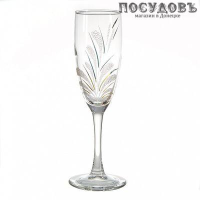 ГласСтар Салют 3 1687К бокал для шампанского 170 мл 6 шт.