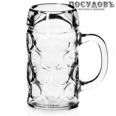 Pasabahce 80219 пивная кружка 625 мл, стекло Pub, Россия 1 in