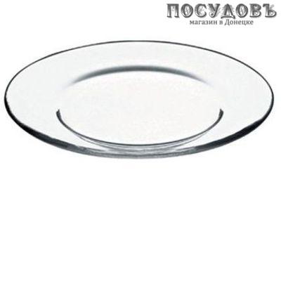 Pasabahce Invitation 10327SLB тарелка десертная, Ø195 мм, стекло упрочненное 1 шт.