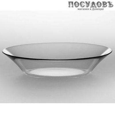 Pasabahce Invitation 10335SLB тарелка глубокая, Ø220 мм, стекло упрочненное, Россия 1 шт.