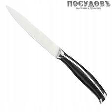 KING Hoff KH-3427 нож универсальный, лезвие: сталь нержавеющая 120×1 мм бакелитовая рукоятка, Польша, в упаковке 1 шт.
