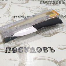 Cerartec 357-22 нож овощной 182×21 мм, лезвие керамика 80 мм, Китай, в упаковке 1 шт.