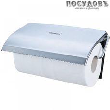Klausberg KB-7088 держатель для полотенец 250×135×20 мм, сталь нержавеющая, стальной цвет 1 шт.