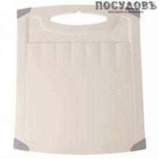 Giaretti Virtuoso GR1506СЛ доска разделочная, материал пластик 262×230×6 мм, Россия, 1 шт.