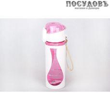 Коралл 4208 бутылка с ремешком, 500 мл, полипропилен, без упаковки 1 шт.