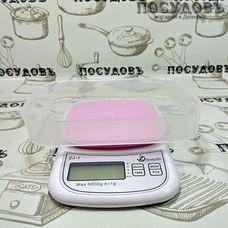 КНР 14917-95776 весы кухонные с чашей, до 5 кг, Китай, гарантия 1 год