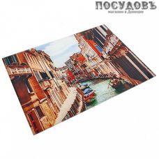 Zeraks Венеция ДВ7-002 доска разделочная, материал стекло закаленное 300×400 мм