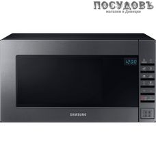 Samsung ME88SUG/BW отдельностоящая микроволновая печь, 800 Вт, 23 л, графит