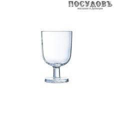 Luminarc Guinguette L9168, набор бокалов для вина 200 мл, материал стекло, Франция, в упаковке 3 шт.