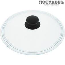 Isfahan LID102B крышка без ободка, стекло термостойкое, Ø280 мм 1 шт.