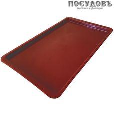 Ар-пласт 16016 поднос, полипропилен, 430×250×15 мм, коричневый