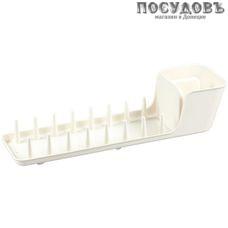 Ар-пласт 09011 сушилка для посуды, 435×135×100 мм, полипропилен, цвет слоновая кость