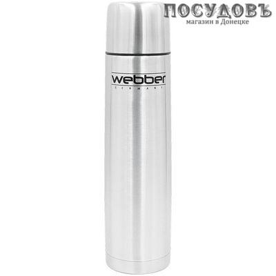 Webber SSK-500P термос 500 мл, колба сталь нержавеющая, сатин