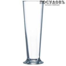 Luminarc Linz J8559 стакан пивной, 390 мл, стекло, прозрачный, Франция 1 шт.