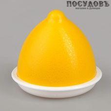 Альтернатива №2 М1688 лимонница с крышкой, Ø100 мм, полипропилен, Россия, без упаковки 2 пр.
