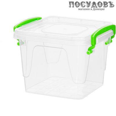 Эльфпласт Fresh Box 404 контейнер с крышкой, полипропилен, 3700 мл