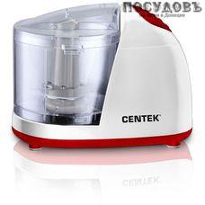 Centek CT-1390 чоппер-измельчитель 300 Вт, чаша пластиковая 350 мл, одна пара ножей, цвет белый