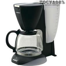 Aurora AU143 кофеварка капельная, 800 Вт, 1250 мл, цвет черный
