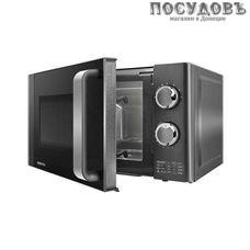 Centek CT-1583 Gray отдельностоящая микроволновая печь, 700 Вт, 20 л, серый