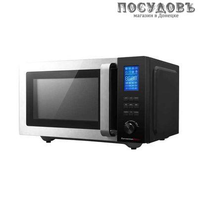 Centek CT-1587 микроволновая печь отдельностоящая 900 Вт, 25 л, цвет стальной