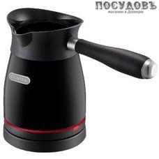 Centek 1098CT BL турка электрическая, 480 Вт, 500 мл, съемная ручка, цвет черный