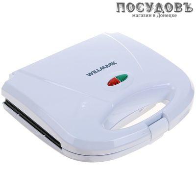 WillMark WM-275 вафельница электрическая, 750 Вт, цвет белый