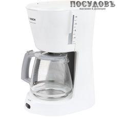 Bosch TKA3A031 (CTKA20) кофеварка капельная, 1100 Вт, 1250 мл, цвет белый