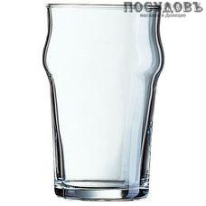 Luminarc Nonic J9392 стакан пивной, 580 мл, стекло, прозрачный, Франция 1 шт.