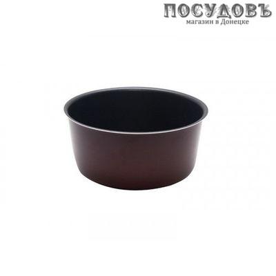 Калитва 6621814 форма для выпечки кулича, бордовый, 1 шт.