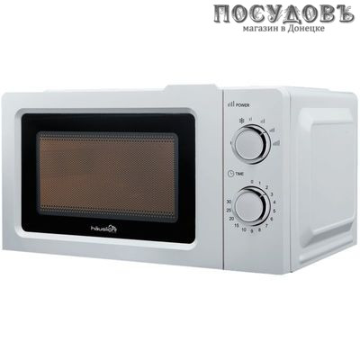 Häuslich MW 7201W микроволновая печь отдельностоящая 700 Вт, 20 л, цвет белый