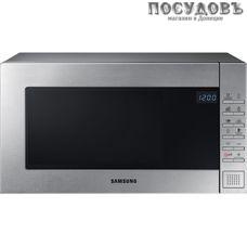 Samsung ME88SUT/BW отдельностоящая микроволновая печь, 800 Вт, 23 л, стальной