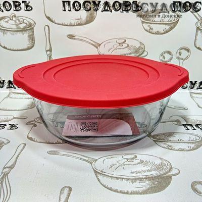 Borcam 59001 форма для запекания с крышкой, 2 пр.