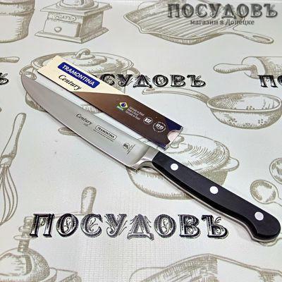 Tramontina TR-24007/006 нож кухонный, лезвие сталь нержавеющая 1.4110 KRUPP 152 мм