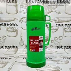 КНР 1044-2АМ термос с кружкой-крышкой, колба стеклянная 450 мл, корпус полипропилен