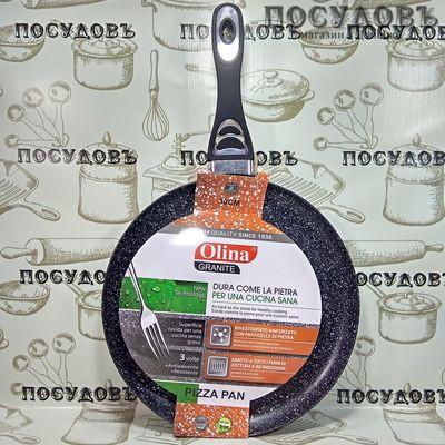 Olina YP-30 сковорода блинная 30 мм, покрытие мраморное антипригарное