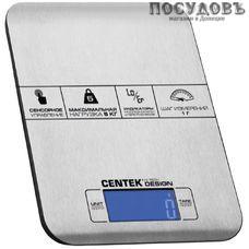 Centek CT-2464 весы кухонные, 220×165 мм, до 5,0 кг
