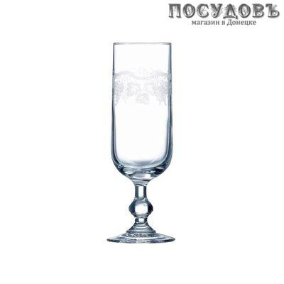 Luminarc Sarment E5125 бокал для шампанского 160 мл 3 шт.