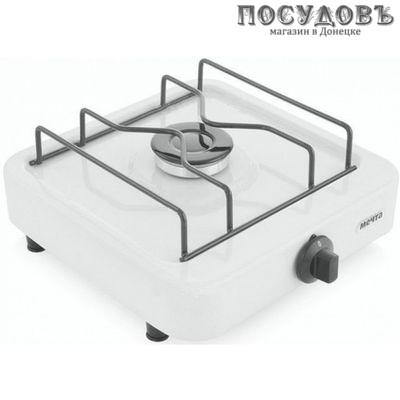 Мечта 100М плита газовая 1-конфорочная, цвет белый