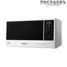 Samsung GE83KRW-2/BW отдельностоящая микроволновая печь, 800 Вт 1100 Вт, 23 л, белый