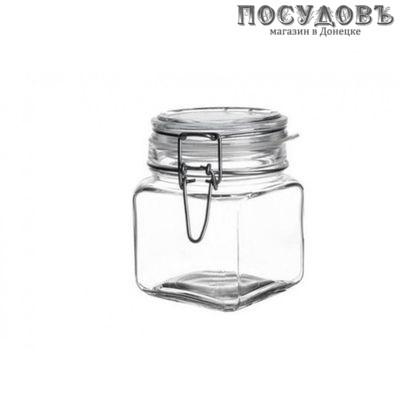 Pasabahce Kremlin 97624 банка для хранения с крышкой, Ø75×130 мм, 750 мл, стекло