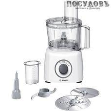 Bosch MCM3110W MultiTalent 3 комбайн кухонный 800 Вт 2300 мл, цвет белый
