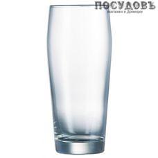 Luminarc Willy Becher J9194 стакан пивной, 480 мл, стекло, прозрачный, Франция 1 шт.