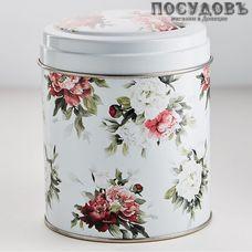 """Банка жестяная """"Флора Микс"""" 0,8 л Ц99h110v080-01115"""