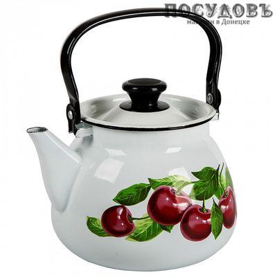 КМК 42104-132/6 чайник сталь эмалированная 3,5 л