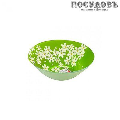 Pasabahce Green Garden 10415SLBD17 салатник, Ø230 мм, стекло упрочненное, Россия 1 шт.