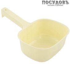 Полимербыт 215 (5609) ковш объемом 1,5 л, полипропилен, без покрытия покрытие, Россия, 1 шт.