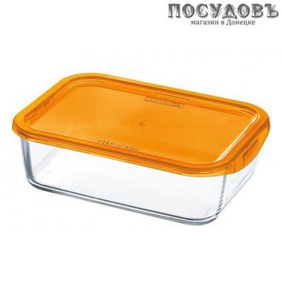 Luminarc Keep'n Box P6193 контейнеры в наборе с крышкой, стекло упрочненное