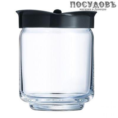 Luminarc L0968 банка для хранения с герметичной крышкой, стекло, 280 мл